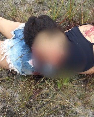Corpo de mulher é encontrado decapitado.