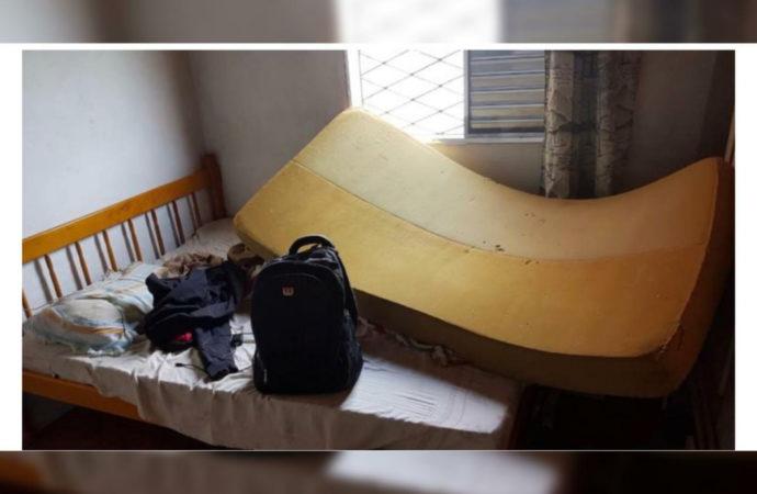 Flagrante de maus tratos em clínica no Rio Grande do Sul. Vejam fotos e vídeos…
