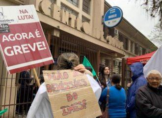 Greve de funcionários do Imesf afeta 14 postos de saúde em Porto Alegre nesta quarta-feira