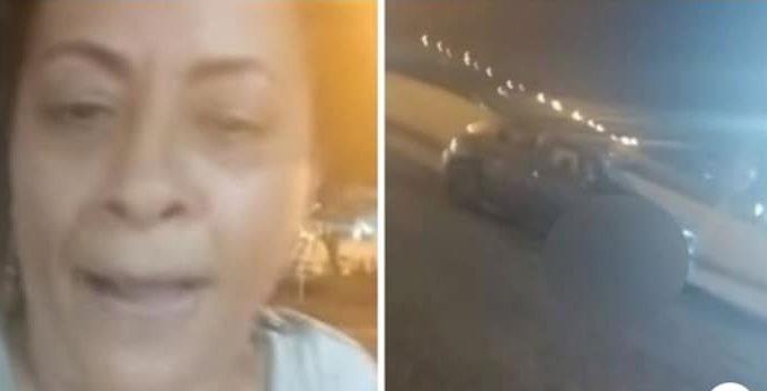 """Mulher mata companheiro atropelado após ser ameaçada e celebra """"Vou para a cadeia com honra e glória"""""""