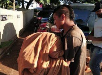 Justiça manda prender jovem que matou a mãe e queimou corpo