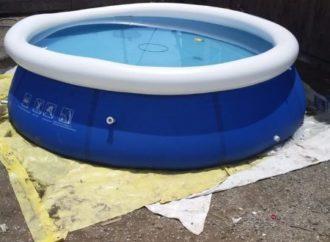 TRAGÉDIA   Bebê de 1 ano morre afogado em piscina
