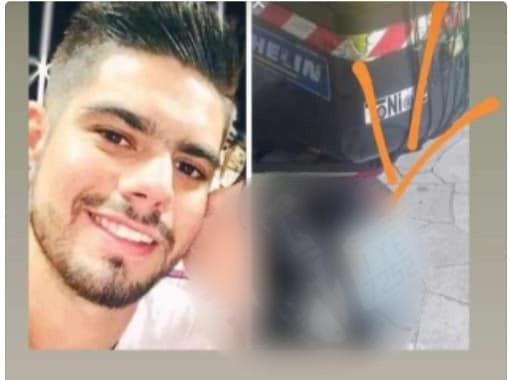 NOTÍCIA TRISTE: O Jovem Kalven Del Rio foi encontrado morto e enterrado em uma cova