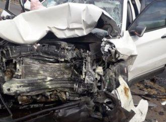 Chega a seis mortos no acidente entre dois veículos na RS-287, em Taquari.