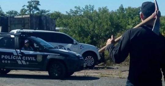 Polícia coleta DNA de 7 homens na tentativa de identificar quem violou cadáver de Gravataí