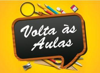 Calendário Estadual Escolar 2020 começa oficialmente no dia 18 de fevereiro