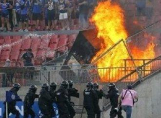 Alienada, irresponsável. Conmebol espera uma desgraça no Chile