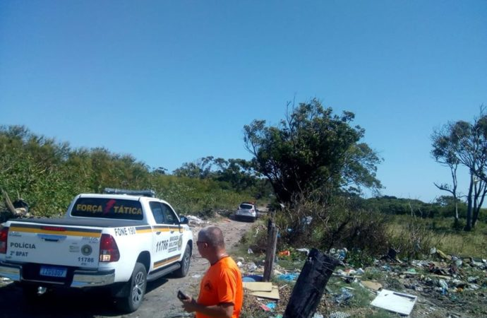 Mulher encontrada morta em Tramandaí