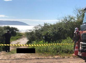 Corpo é encontrado às margens da Lagoa dos Barros