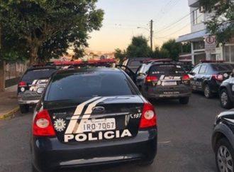Mais de 20 integrantes de quadrilha comandada por detentos são presos no RS