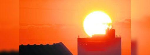 Fim de semana tem calor de quase 40°C no Estado e risco de fortes temporais