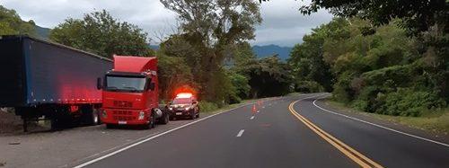 MORTOS NA BR-386: quem é o casal que morreu após carro e caminhão pegar fogo