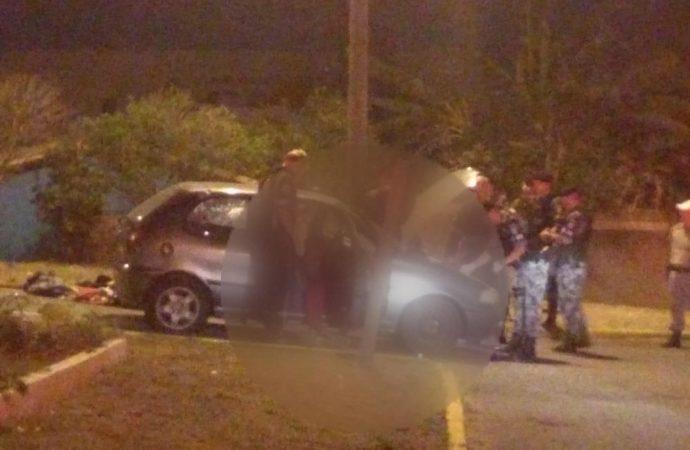 VÍDEO E FOTOS: Tiros e mortes em confronto com a Brigada Militar