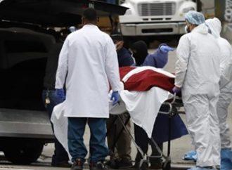 Com necrotérios e funerárias lotados, Nova York busca onde enterrar seus mortos