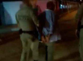 Homem que torturou mulher no interior do estado é preso