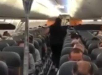 VÍDEO: GOL faz surpresa e profissionais de saúde são aplaudidos em voo para Manaus