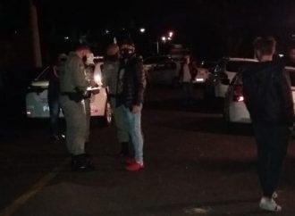 Brigada Militar acaba com festa em residência que tinha quase 70 pessoas