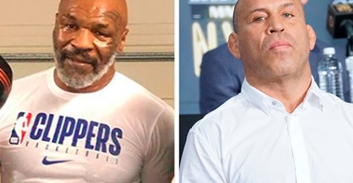 Wanderlei Silva diz ter oferta de R$ 54 milhões para enfrentar Tyson em boxe sem luva