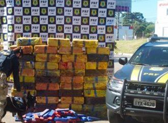 Traficante é preso com cerca de uma tonelada de maconha na Serra Gaúcha