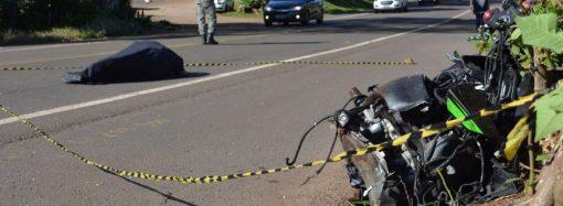 Acidente de trânsito deixa um morto na ERS 324, em Nova Bassano