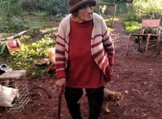 Rede do Bem da Brigada Militar doa casa a vózinha de 82 anos que morava em casebre