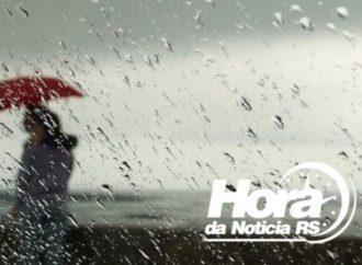 Inmet alerta para possibilidade de tempestades no Rio Grande do Sul