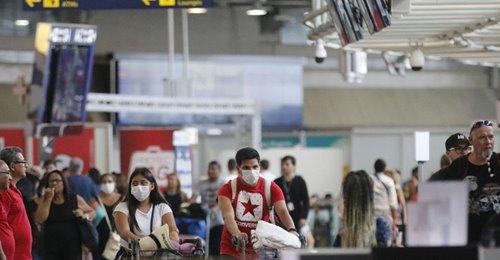 Europa proíbe entrada de brasileiros por descontrole da pandemia de coronavírus