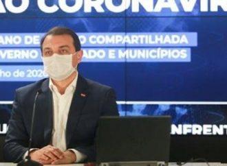 Governador de Santa Catarina testa positivo para o novo coronavírus