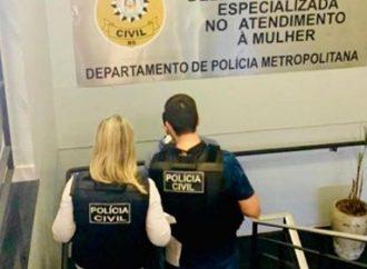Polícia prende homem que manteve ex-namorada no cativeiro por 18h, em Viamão