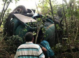 Motorista ijuiense morre no tombamento do caminhão às margens da ERS-342, em Ijuí