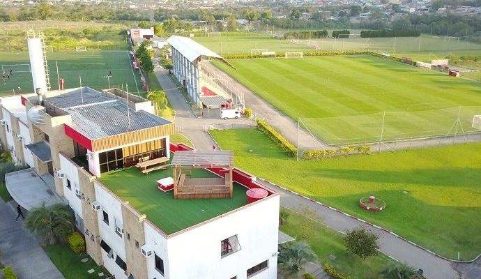 Inter e Aimoré será realizado no CT Morada dos Quero-Queros, em Alvorada