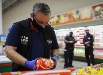 Aumento abusivo de preços é a principal causa de multas aos supermercados