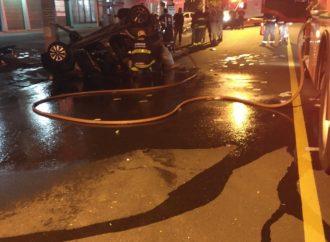 Violência no trânsito deixa quatro mortos em acidente