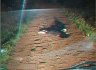 Mãe e filho são encontrados mortos em estradas de chão