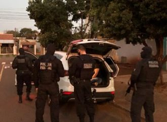 Polícia Federal prende três mulheres ligadas ao PCC