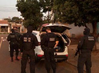 Quem é uma das mulheres presas pela Polícia Federal em Canoas