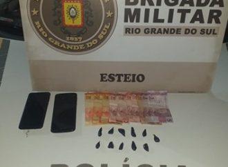 Irmã do prefeito de Esteio é detida na Vila Olímpica por tráfico de drogas