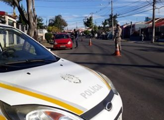Operação Lockdown da Brigada Militar aborda mais de 240 pessoas