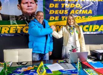 Simone Sabin é candidata à prefeitura de Canoas