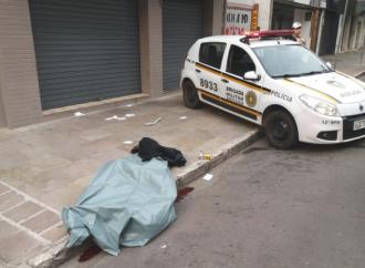 Ladrão morre enquanto roubava ar-condicionado