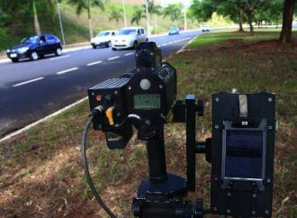 É proibido o uso de radar escondido nas ruas e rodovias