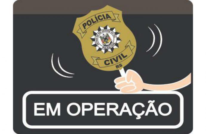 VÍDEO: Polícia Civil em ação, Operação Clandestinos.