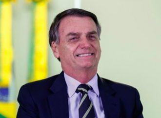 Estatísticas apontam Bolsonaro liderando as intenções de voto para 2022