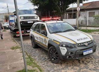 ALVORADA: Brigada Militar prende homem por receptação de veículo