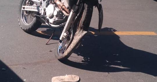 Motociclista morre após acidente em Canoas