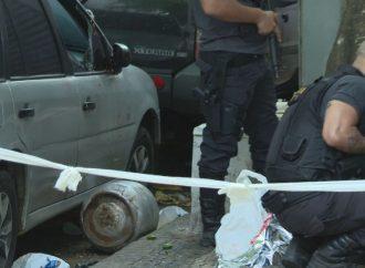 TRAGÉDIA: Botijão de gás é jogado pela janela de apartamento e mata pedestre