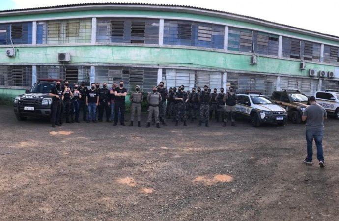 Polícia Civil deflagra a Operação Força Total
