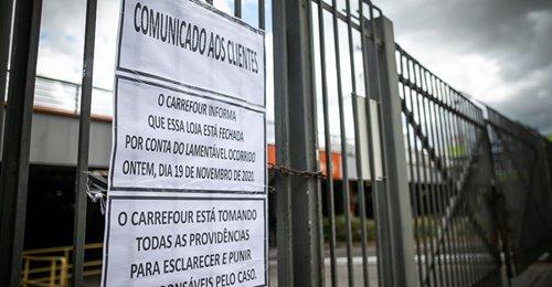 Identidade de responsáveis pela morte de homem negro no Carrefour são divulgadas