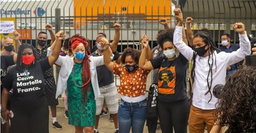 Beto 'Morreu porque era negro', diz Defensoria Pública do Rio Grande do Sul.