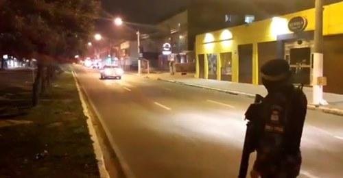 Cidade gaúcha decreta lockdown até segunda-feira pela manhã